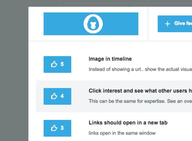 Remote user testing open social