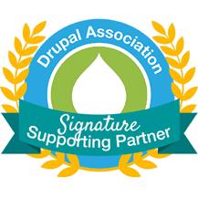 Open Social Drupal Association Signature Supporting Partner