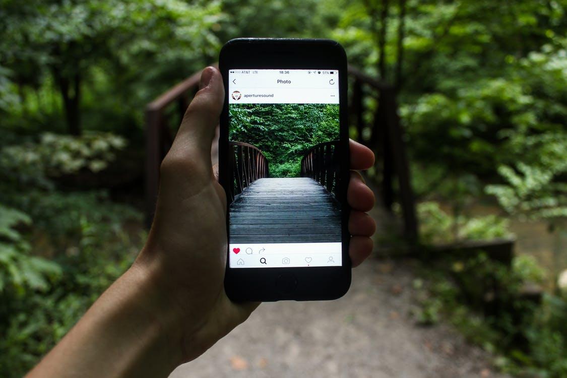 Instagram is built upon open source software.
