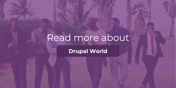 Read more content like comment sections on our Drupal World blog category