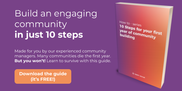 We can help you manage your community. Download our guide!