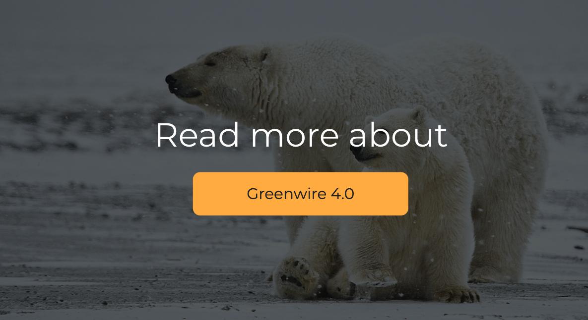Greenwire 4.0 showcase