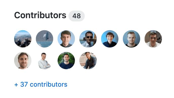 Open Social contributors