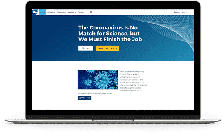 BIO online community
