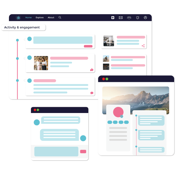 Empower activity with your engagement software