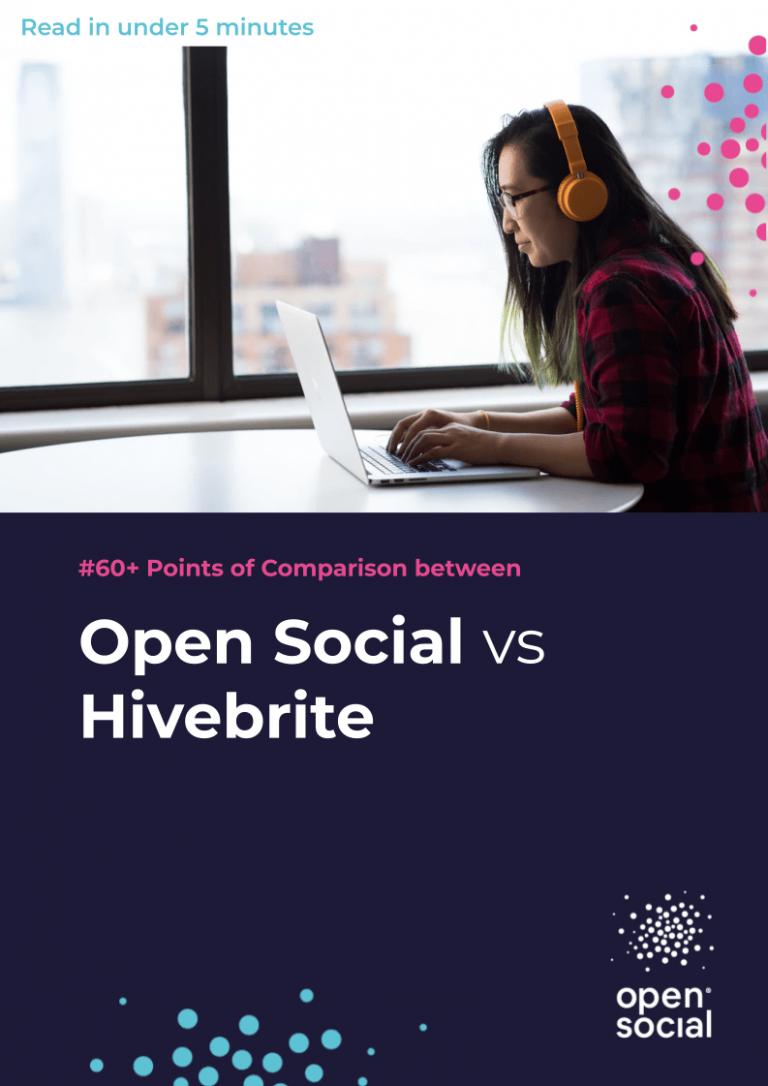 Hivebrite Alternative Online Community Software