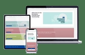 OpenEurope Platform gebouwd door Open Social