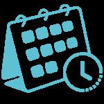 Content Scheduler Icon