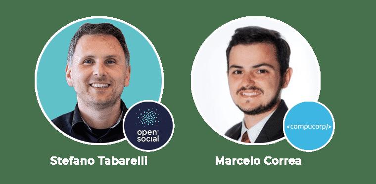 Platform integration webinar speakers